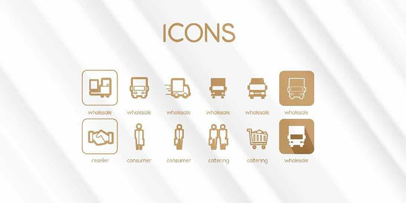 Icons Bagoes