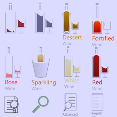 Icon Wine Apps